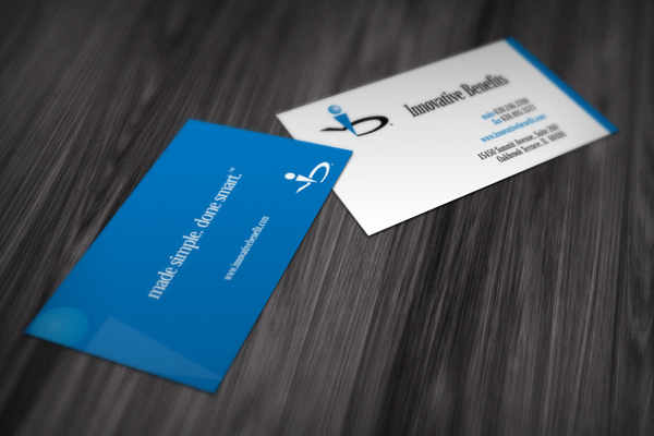 Commercial Business Business Card Print Design Logo